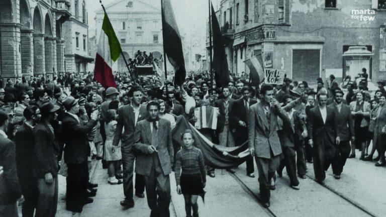 resistenza italia 25 aprile