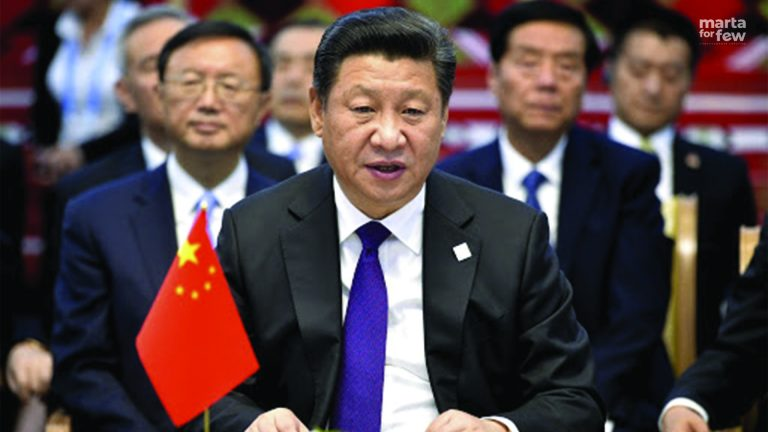xi- jinping usa putin collasso occidente